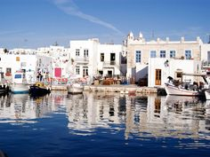 Paros, Greece.  1st big trip with Ian.  Summer of love.