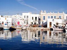 Paros, Greece.  1st big trip with Ian.  Summer of love.