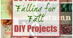 Get Your DIY On- Fall Projects Features