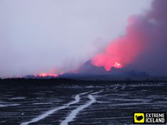 Road to hell? Eruption in Holuhraun - Iceland