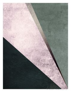 Geometric Art 1 Poster by Pop Monica - at AllPosters.com.au