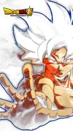 Goku White Ui by JemmyPranata.deviantart.com on @DeviantArt