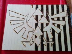 Triforce in progress