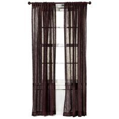 Target Home™ Faux Linen Window Panel