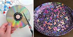 ideas para reciclar tus cds viejos