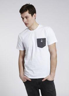Plongée Clothing | Tee de Poche - T-shirts - Menswear
