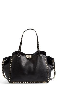 2545d523db5 from Tory Burch · Valentino  Medium Rockstud  Leather Tote available at   Nordstrom