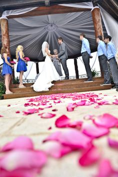 gazebo wedding decoration