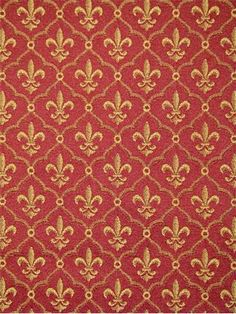 T10923 Scarlet Doll House Wallpaper, Art Chinois, Reupholster Furniture, Art Japonais, Royal Design, Textured Wallpaper, Drapery Fabric, Vintage Fabrics, Outdoor Fabric