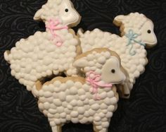 Little lambikins - just right for a baby shower