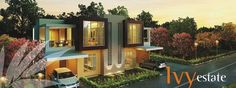 Kolte Patil IVY Estate offers villas at Nagar Road Wagholi, Pune. The modern villas, twin Bungalows, row home and apartments set amidst immature verdant vicinity of Wagholi, bring to life with the premium fabric and precise planning by a team of architects.