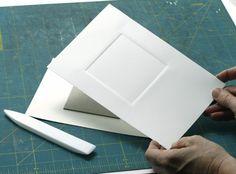 Hand Debossed Panels