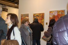 Partecipazione a: ARTE Cremona - Fiera d'arte - 09/11 febbraio 2013 - galleria L'Artista - Lendinara - Ro.