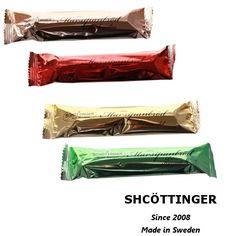 Schöttinger Marzipan Bar 40 g ( 1.40 oz ) All 4 Kinds Made in Sweden #Schttinger