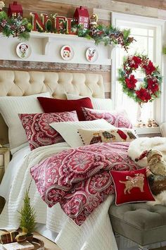 14 Most Popular Christmas Kids Bedroom Decoration Ideas For Fun Christmas – Home Decoration Cozy Christmas, Rustic Christmas, Beautiful Christmas, White Christmas, Arthur Christmas, Cheap Christmas, Outdoor Christmas, Christmas Stuff, Christmas Tree Ornaments