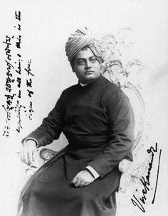 """Begin with disbelief. Analyse, test, prove everything, and then take it."" – Swami Vivekananda"