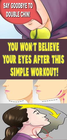Double Chin Workout Natural Health Remedy