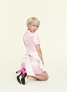AOA Choa 'Short Hair'