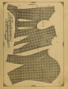 The cutters' practical guide to the cutting of ladies' garments (1890).