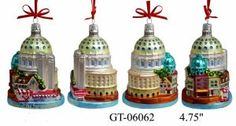 Only 500 Limited Edition blown-glass ornaments depicting The Pride of the Susquehanna Riverboat, Harrisburg, Pennsylvania city landscape & other noted local landmarks - have been produced in celebration of the Pride's 25th Anniversary! Order yours now by going to http://www.visithersheyharrisburg.org/coupons/pride-of-the-susquehanna/Fun-Unique-Holiday-Gifts.asp