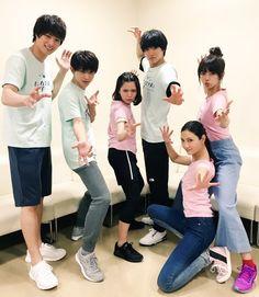 """Team """"Wolf girl n black prince"""" will appear at TV show """"VS Arashi"""", May/19/16          [Trailer w Eng sub] https://vimeo.com/159904936    Kento Yamazaki, Fumi Nikaido, Nanao, Nobuyuki Suzuki, Ryusei Yokohama, Ryo Yoshizawa, Mugi Kadowaki, Tina Tamashiro, Elaiza Ikeda, J LA movie """"Wolf girl n black prince"""". Release: May/28/2016"""