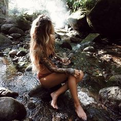 Image via We Heart It #beautiful #beauty #bikini #blonde #body #fashion #girl #gypsy #hair #high #ink #inked #life #light #live #love #moment #ombre #perfect #skin #sleeve #smoke #style #summer #sun #tan #tattoo #Tattoos