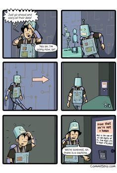 Pendant ce temps dans un univers parallèle Humour Geek, Tech Humor, Film Manga, Computer Humor, Computer Science, Programming Humor, Teaching Shirts, Dark Jokes, Funny Comic Strips