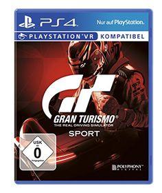 Gran Turismo Sport – [PlayStation 4]