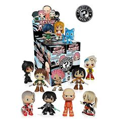 Anime Mystery Minis - Single Blind Box