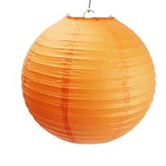 """10"""" Paper Lantern Wedding Party Decoration Orange by Crazy Cart. $0.99. Features: 1.New and high quality 2.Wire frame included for hanging.No electrical cords or bulbs included 3.Can be used with or without light and collapse flat so you can store them easily when not in use 4.Perfect for festivals,parties,wedding,or decorations in the house or office 5.The lantern is ideal for creating a warm atmosphere  Specifications: 1.Material:paper 2.Size:10.04"""" x 9.76""""(Dia. ..."""