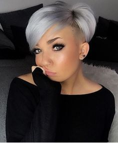 10x Extremely Beautiful Short Hairstyles! * 2018 * - Hairstyle-Center.com