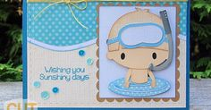 It's my design day over at SVG Cutting Files  I am sharing some new tag files being released this week all related to summer and the pool. ...
