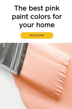 Can't decide which pink paint color is right for your home? Read our guide to the best pink paint colors. The featured paint color is Pop.