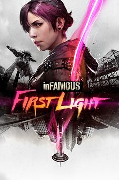 Infamous second son first light
