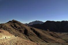 Thanks for the Vote, Sinai Mountain - by Ag Adibudojo. In GAWPC Photo Contest