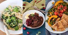 Uitdaging: 1 dag alles koken in de Philips Airfryer. Tom Kha Kai, Butter Paneer, Good Food, Food And Drink, Veggies, Pizza, Menu, Ethnic Recipes, Desserts