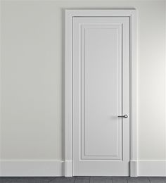 single panel door : robert a m stern for lualdi