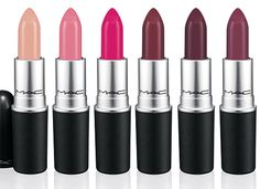 Mac-dalla collezione A Novel-Romantic i lipstick