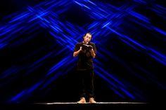 """Chegou o dia! Eduardo Sterblitch apresenta hoje em Goiânia a peça """"Use-Me"""", às 20h, no Teatro Rio Vermelho. Ainda dá tempo de comprar ingresso! Veja no site www.arrozdefyesta.net os preços e os pontos de vendas."""