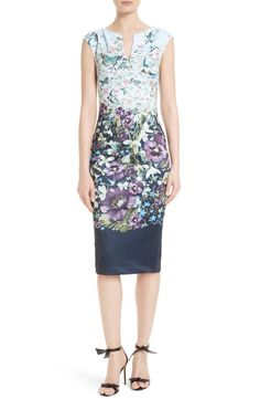 254d1a81b547f Ted Baker London  Floray  Embellished Sheath Dress available at  Nordstrom