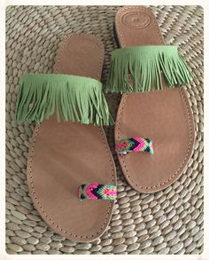 Genuine Greek Leather Sandals ''Iokasti'' by BohemianFootprints