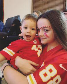 Kc Football, Kansas City Chiefs, Champs, Sports, Baby, Hs Sports, Baby Humor, Sport