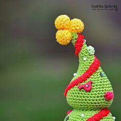 Crochet Christmas tree by VendulkaM