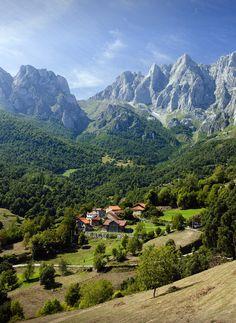 macizo Oriental de los Picos de Europa. . Tanarrio (Cantabria)