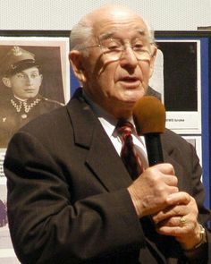 David Faber (August 25, 1928 – July 28, 2015) was a Polish Jew who survived nine concentration camps in occupied Poland andNazi Germany. He was also an award-winning educator and lecturer on the Holocaust.