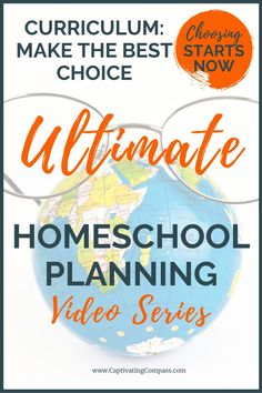 With this Homeschool Curriculum Shopping Guide & Planning Video Series, you'll be ready for the biggest sales of 2020 homeschool season. Best Homeschool Curriculum, Curriculum Planning, Teaching Style, Parenting Articles, School Lessons, Home Schooling, How To Plan, Worksheets, Learning