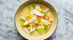 Miso Chicken Noodle Soup Recipe | Bon Appetit