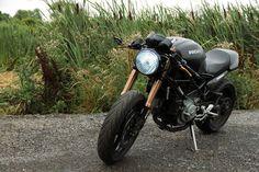 Moto Ducati, Ducati Cafe Racer, Cafe Bike, Triumph Motorcycles, Cool Motorcycles, Mopar, Motocross, Motor Cafe Racer, Ducati Monster 695