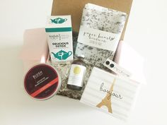 Keep Calm & Detox Box – Artibox Collective Clay Box, Subscription Boxes, Detox, Blush, Gifts, Calm, News, Blusher Brush, Presents
