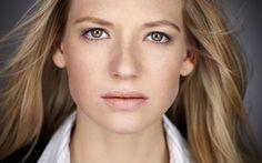 Ana Torv- Olivia Dunham has an extraordinary personality.Vancouver.